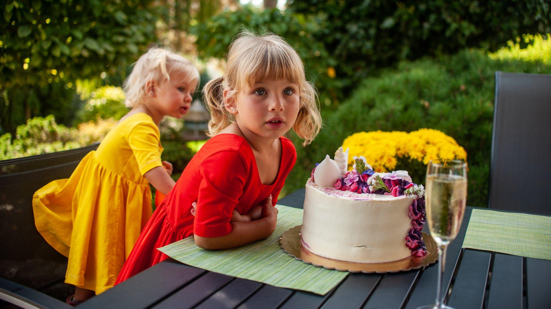 Klárka slaví 4. narozeniny