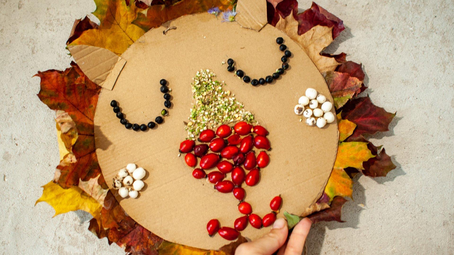 Podzimní lvíček + překvapení ke stažení